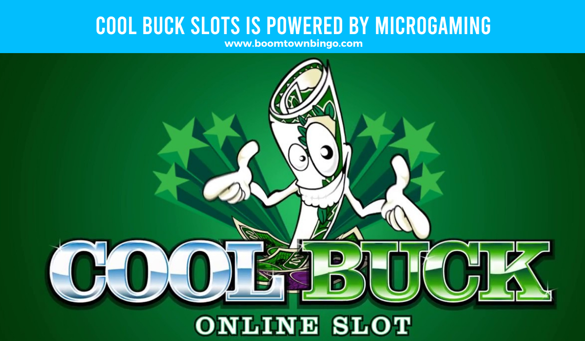 Microgaming powers Cool Buck Slots