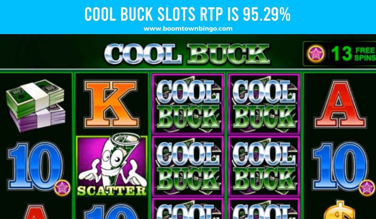 Cool Buck Slots Return to player