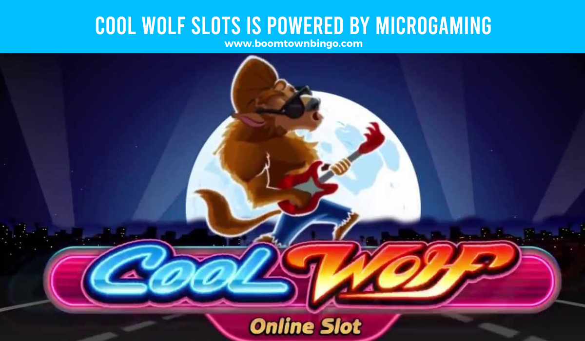 Microgaming powers Cool Wolf Slots
