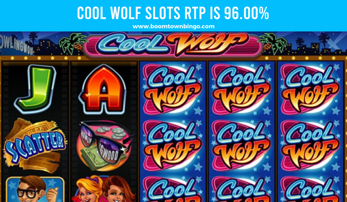 Cool Wolf Slots Return to player