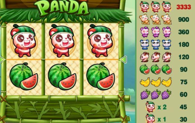 Wacky Panda Slot Machine