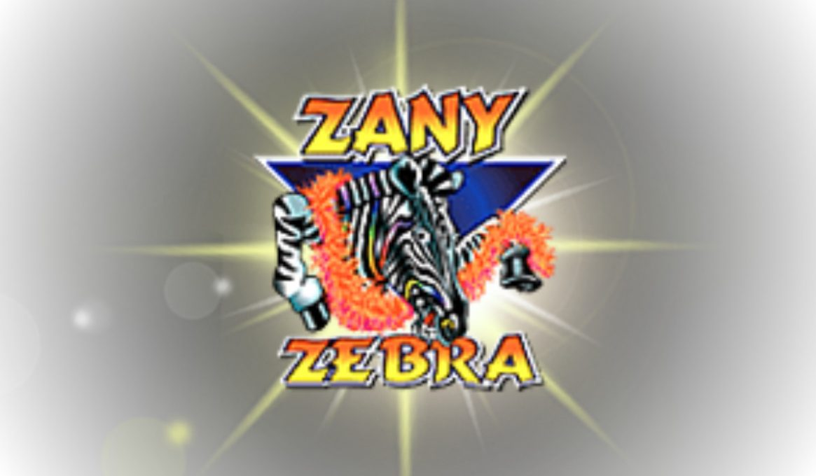 Zany Zebra Slot Machine
