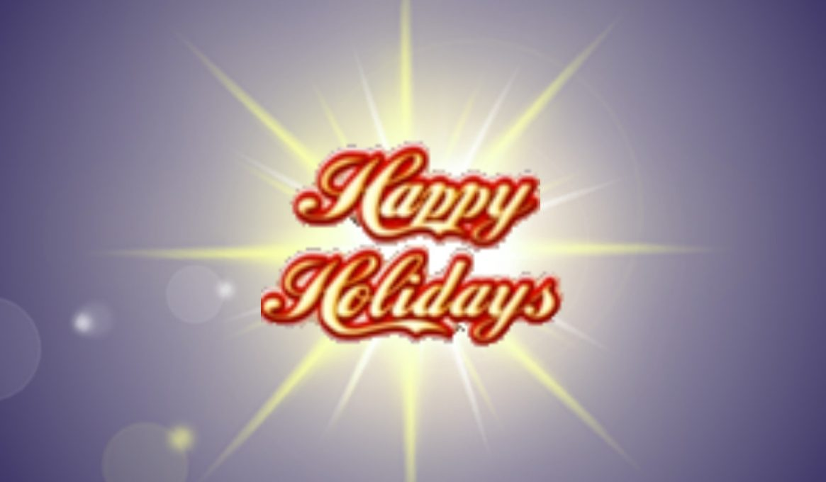 Happy Holidays Slot Review