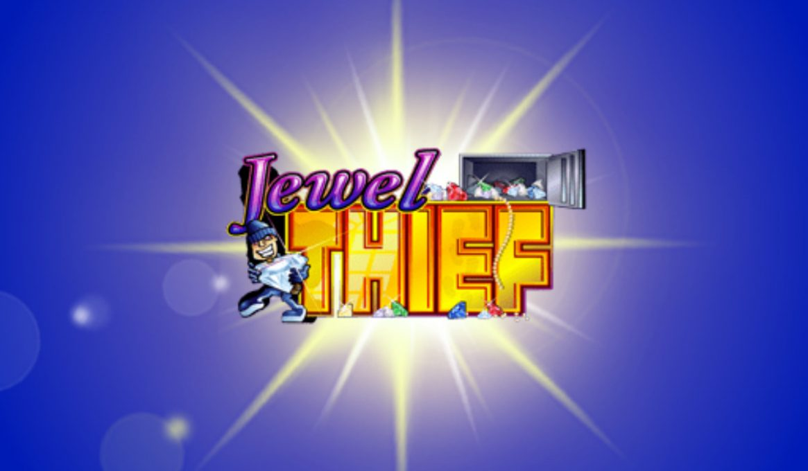 Jewel Thief Slot Machine