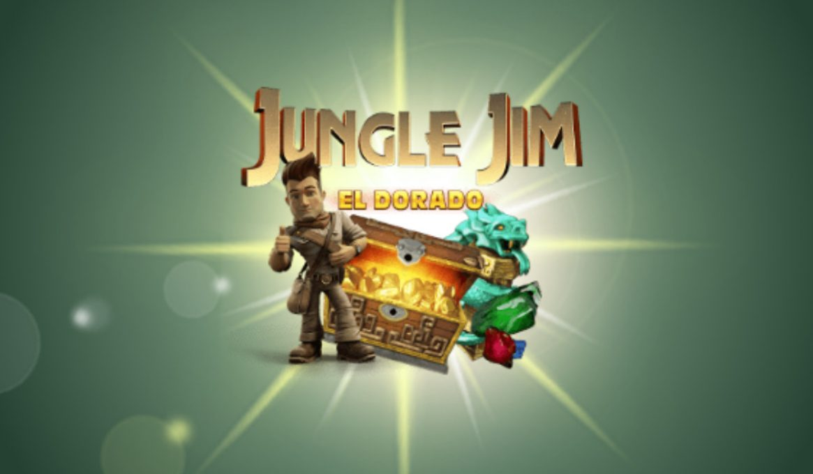 Jungle Jim El Dorado Slot Machine
