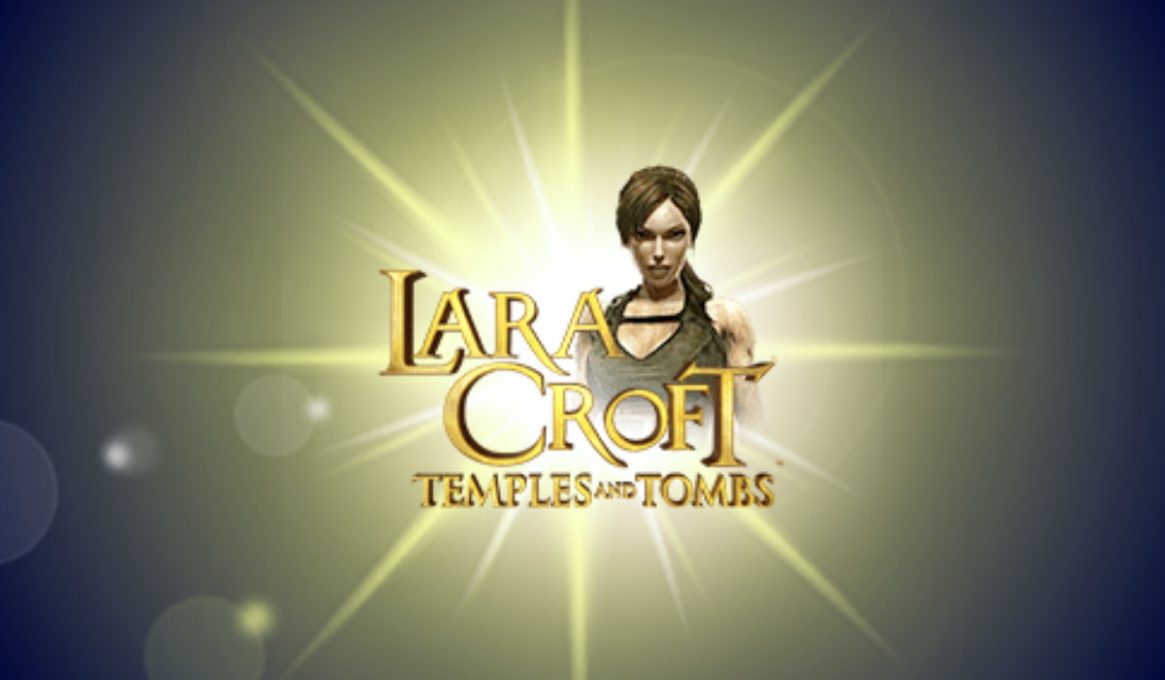 Lara Croft Temples and Tombs Slot Machine