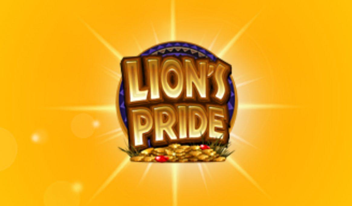 Lion's Pride Slots