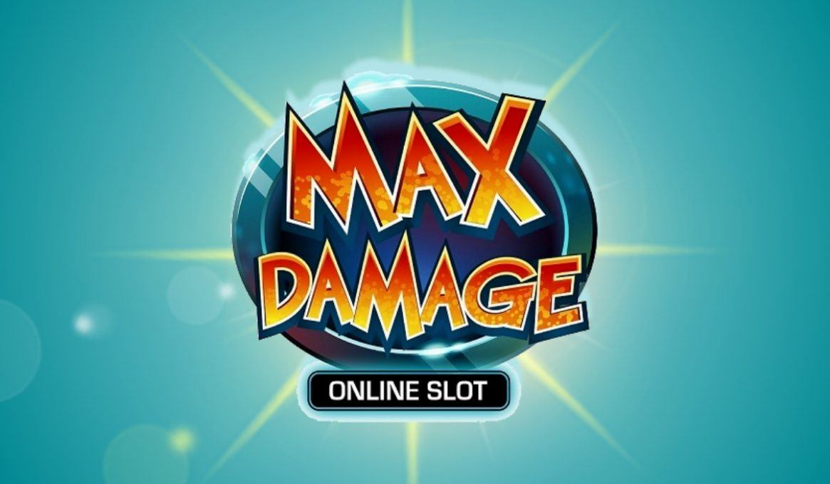 Max Damage Slot Machine