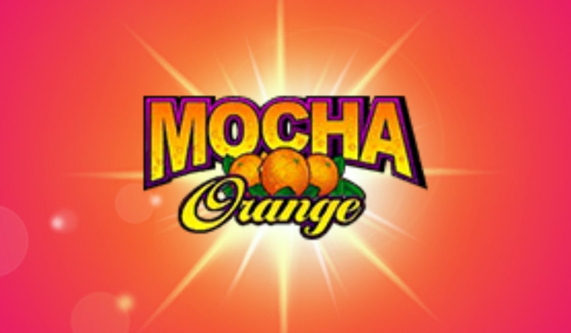 Mocha Orange Slot Machine