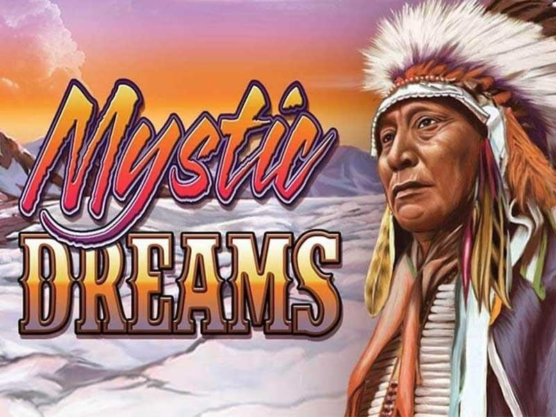 Mystic Dreams Slots Graphic Design
