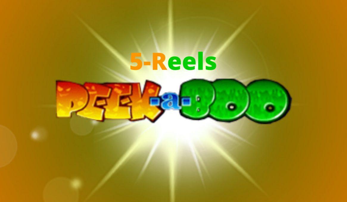 Peek-A-Book 5-Reels Slots