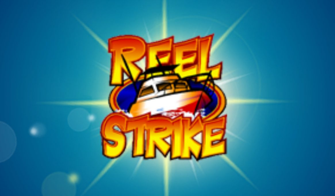 Reel Strike Slot Machine