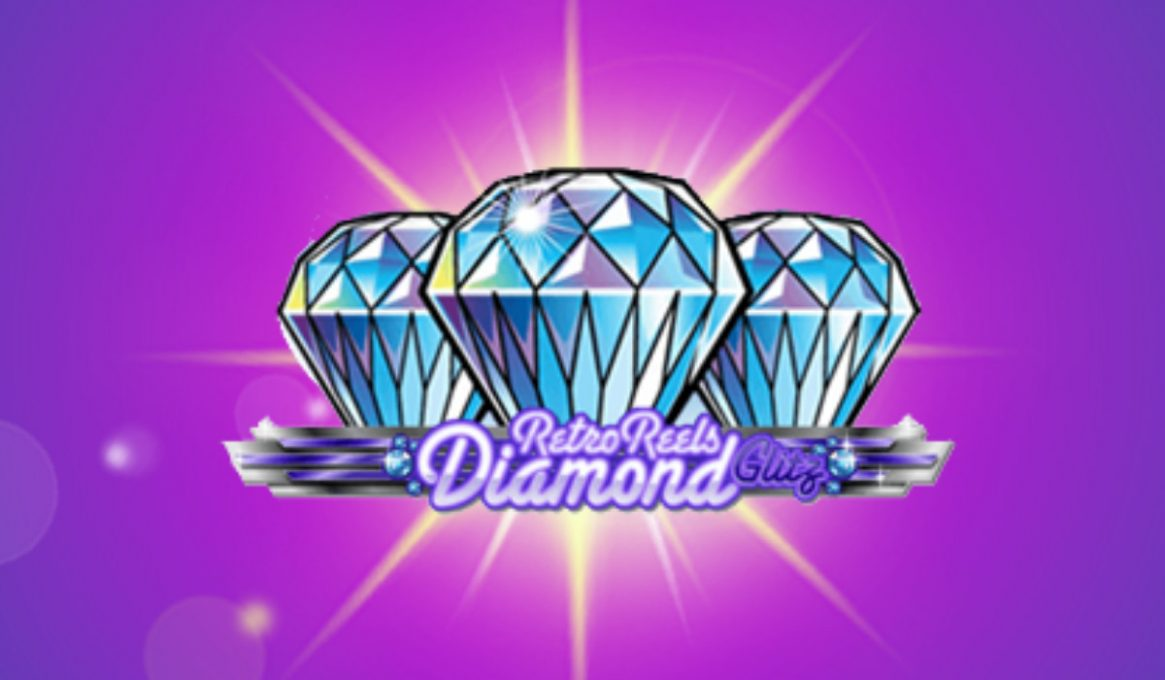 Retro Reels: Diamond Glitz Slot Machine