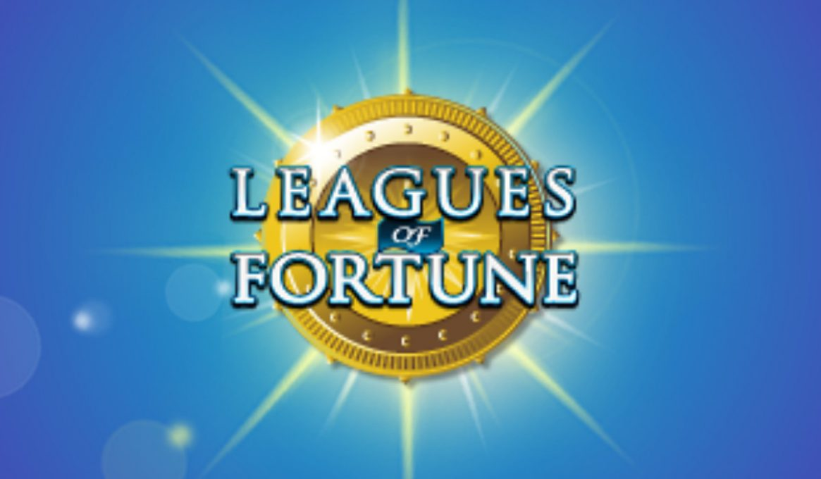 The Leagues of Fortune Slot Machine