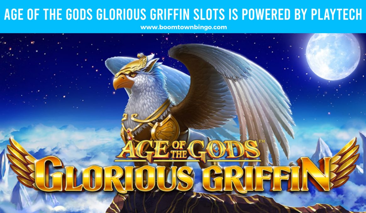 Age of the Gods Glorious Griffin Slots made by Playtech