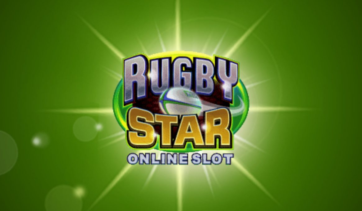 Rugby Star Slot Machine