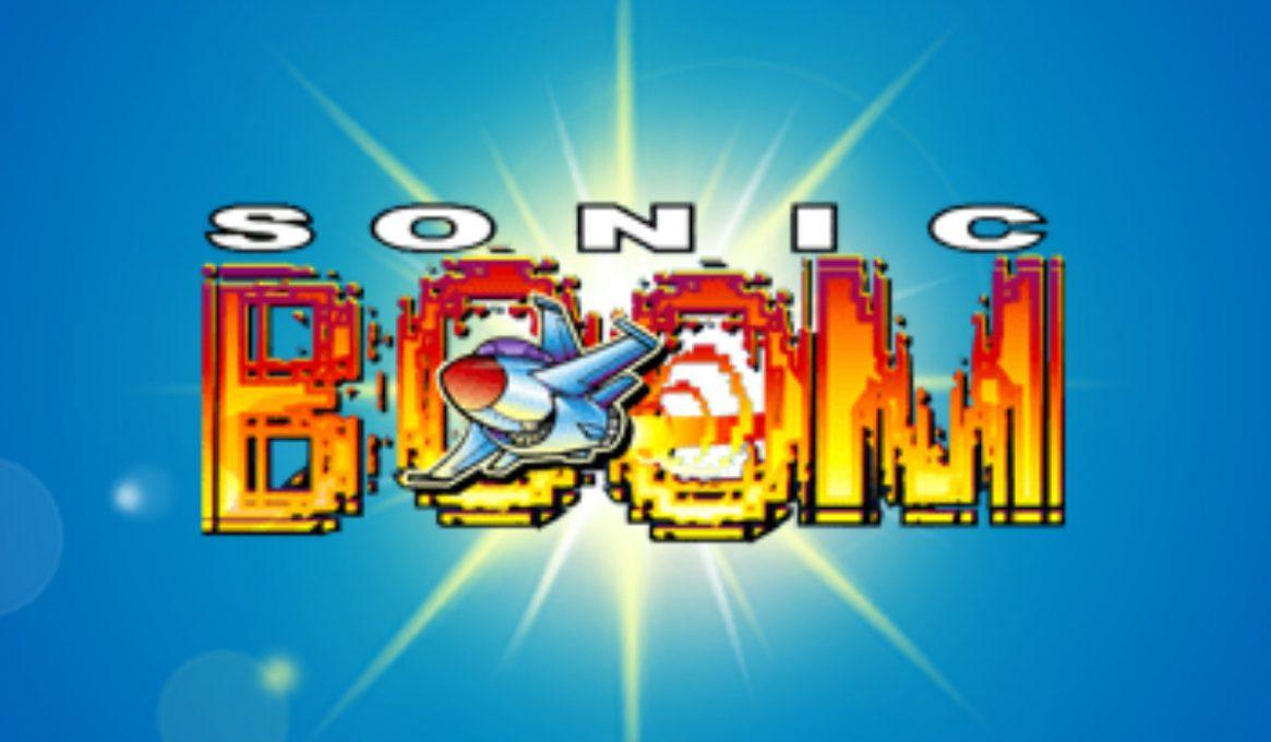 Sonic Boom Slots