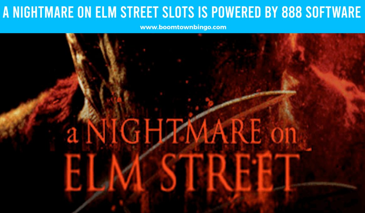 A Nightmare On Elm Street Slots made by 888 Software