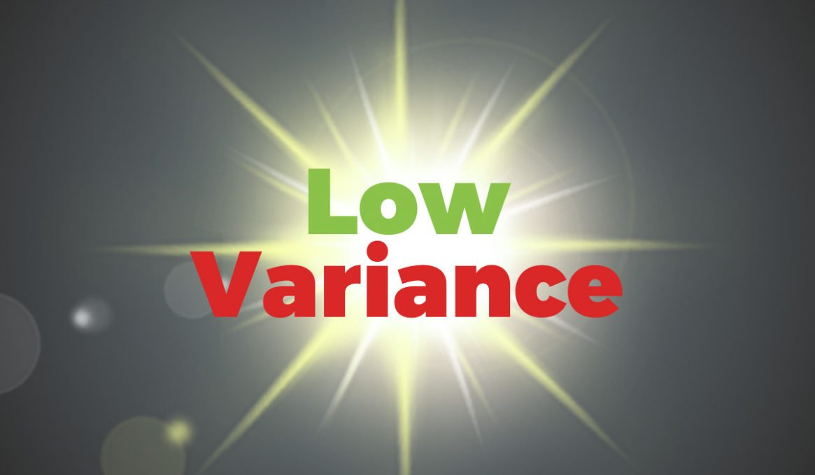 Best Low Variance Slots