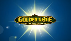 Golden Genie and the Walking Wilds Slots