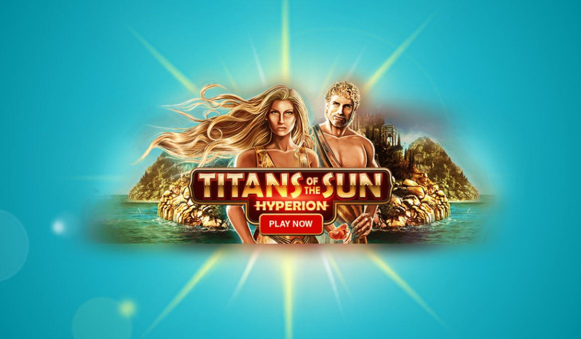 Titans of the Sun: Theia Slots