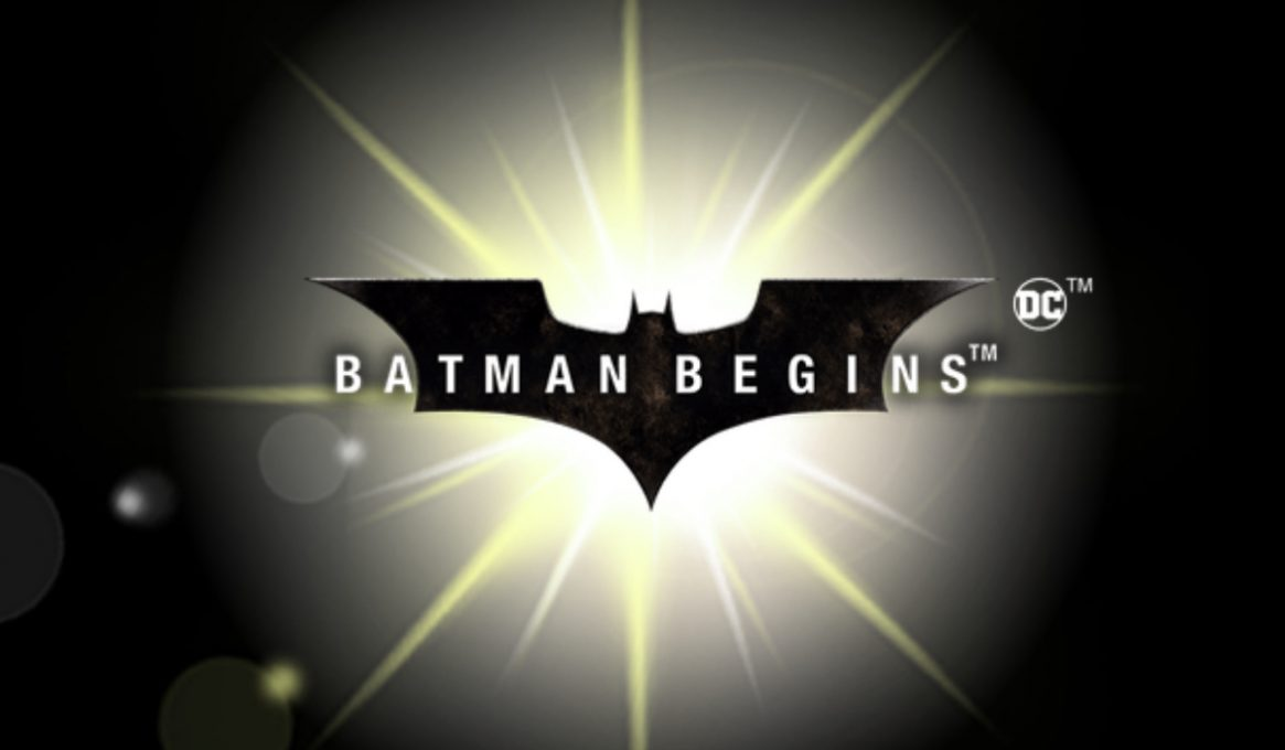 Batman Begins Slots