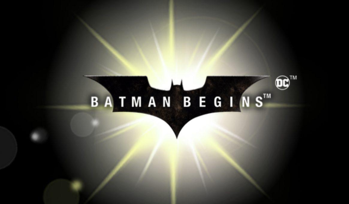 Batman Begins Slots