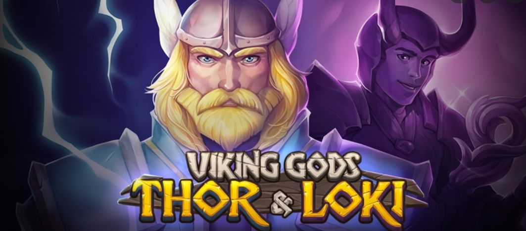 Viking Gods: Thor and Loki Slots
