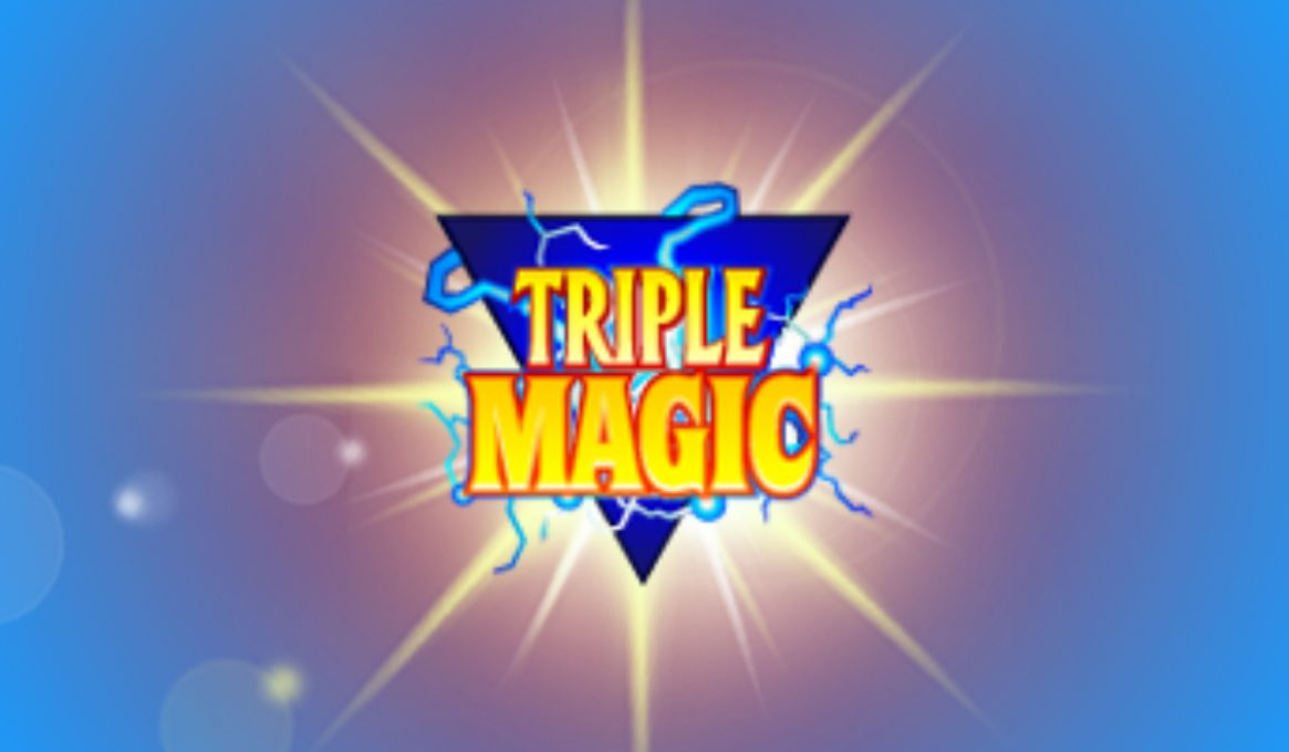 Triple Magic Slots