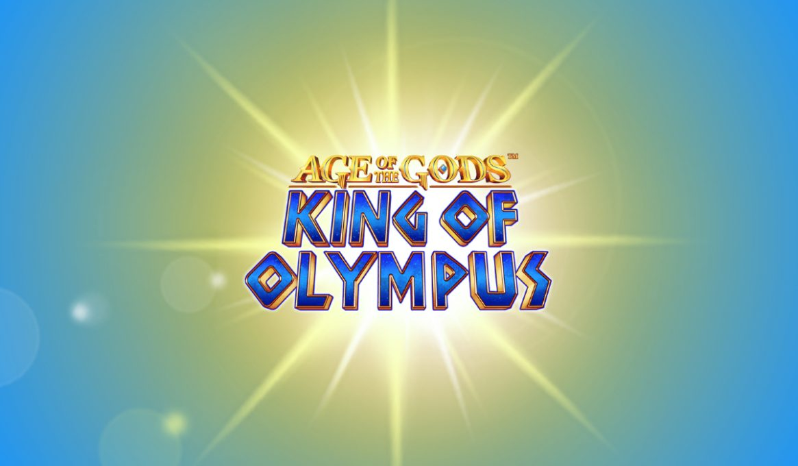 Age of the Gods: King of Olympus Slot