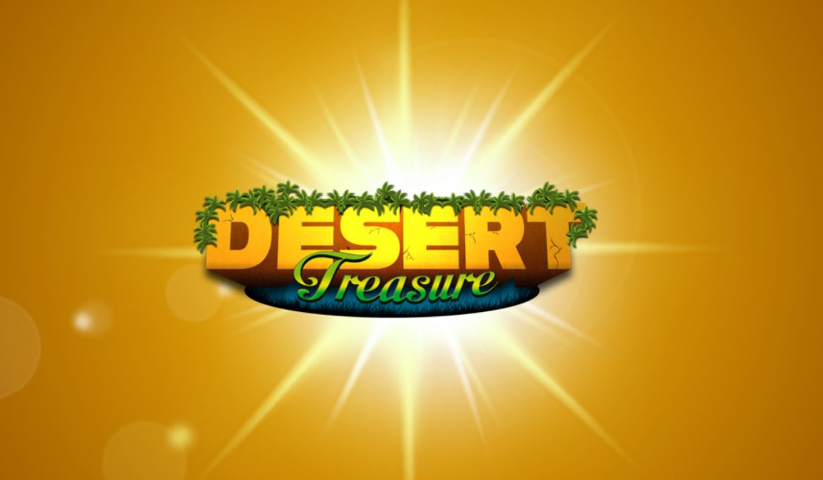 Desert Treasure Slot Machine