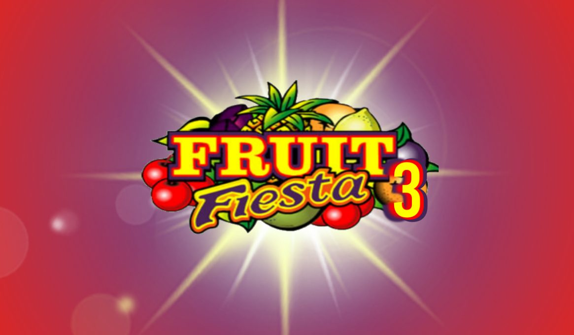 Fruit Fiesta 3 Reel Slot
