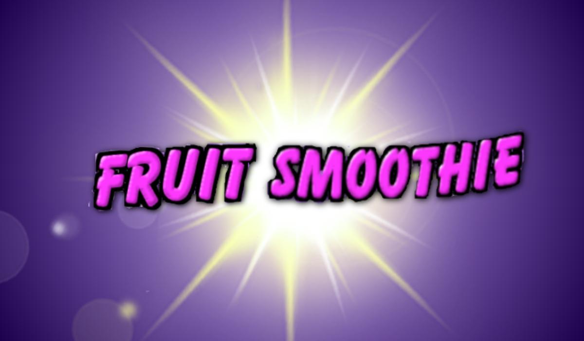 Free Slot Fruit Smoothie