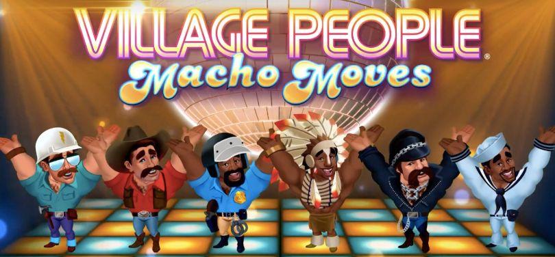 Village People Macho Moves Slots