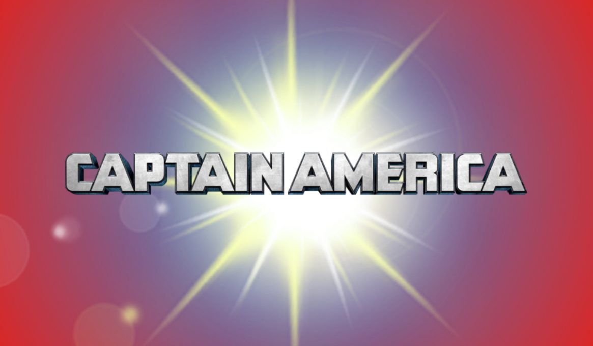 Captain America Slot Machine