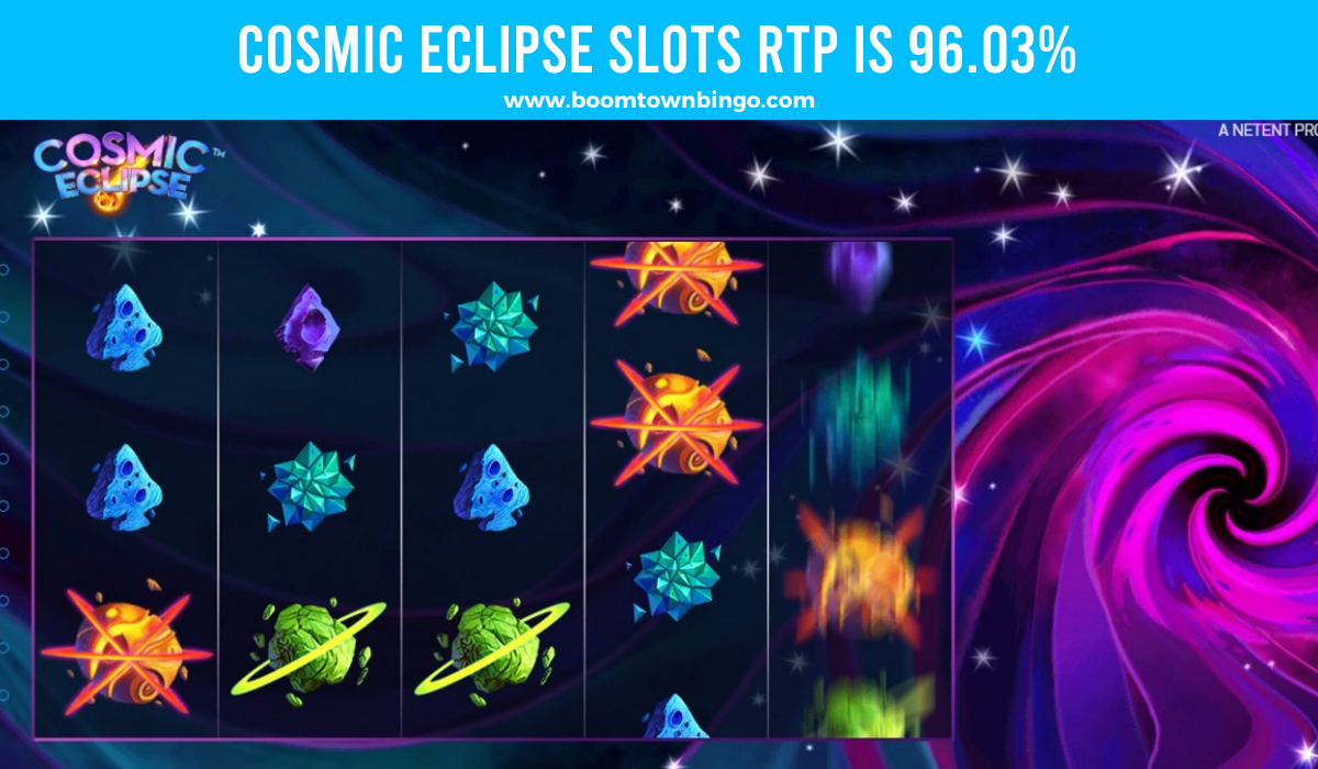 Cosmic Eclipse Slots Return to player
