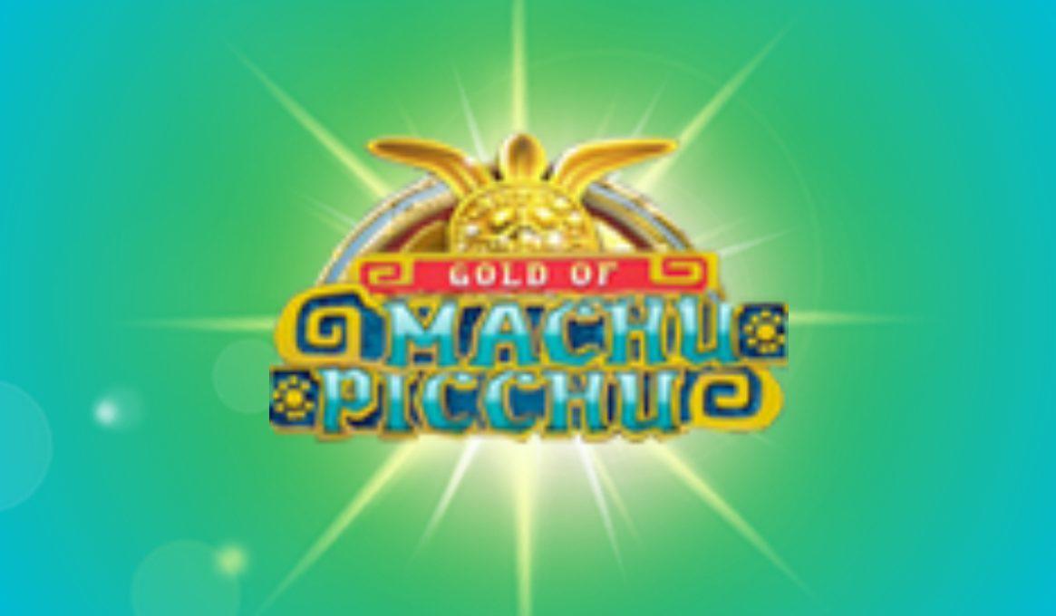 Gold of Machu Picchu Slot