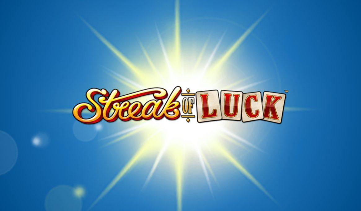 Streak Of Luck Slot Machine