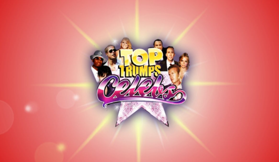 Top Trumps Celebs Slot Machine