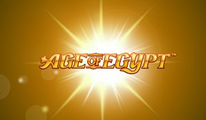 Age of Egypt Slot Machine