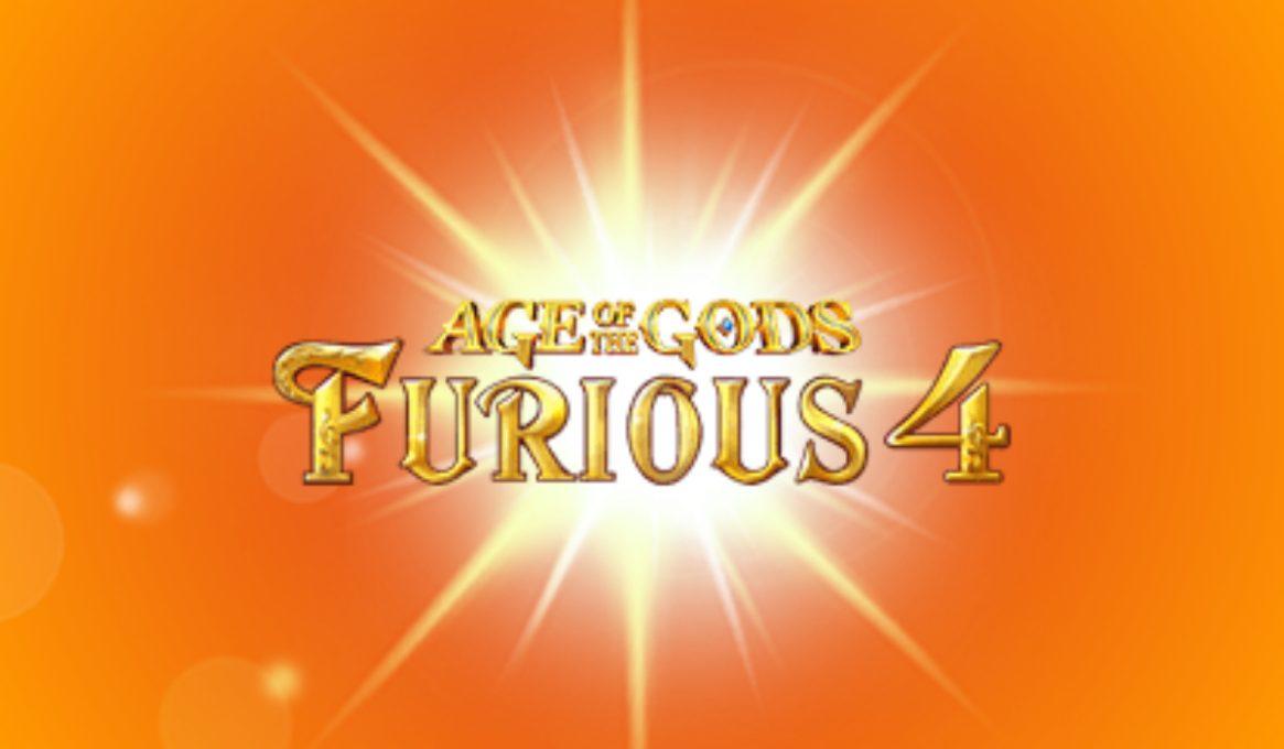 Age of the Gods Furious 4 Slot Machine