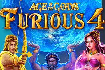 What is Age of the Gods Furious 4 Slot Machine