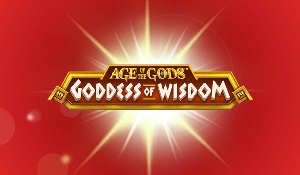 Age of the Gods: Goddess of Wisdom Slot Machine