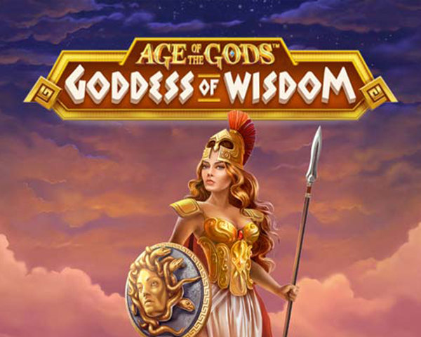 What is Age of the Gods Goddess of Wisdom Slot Machine