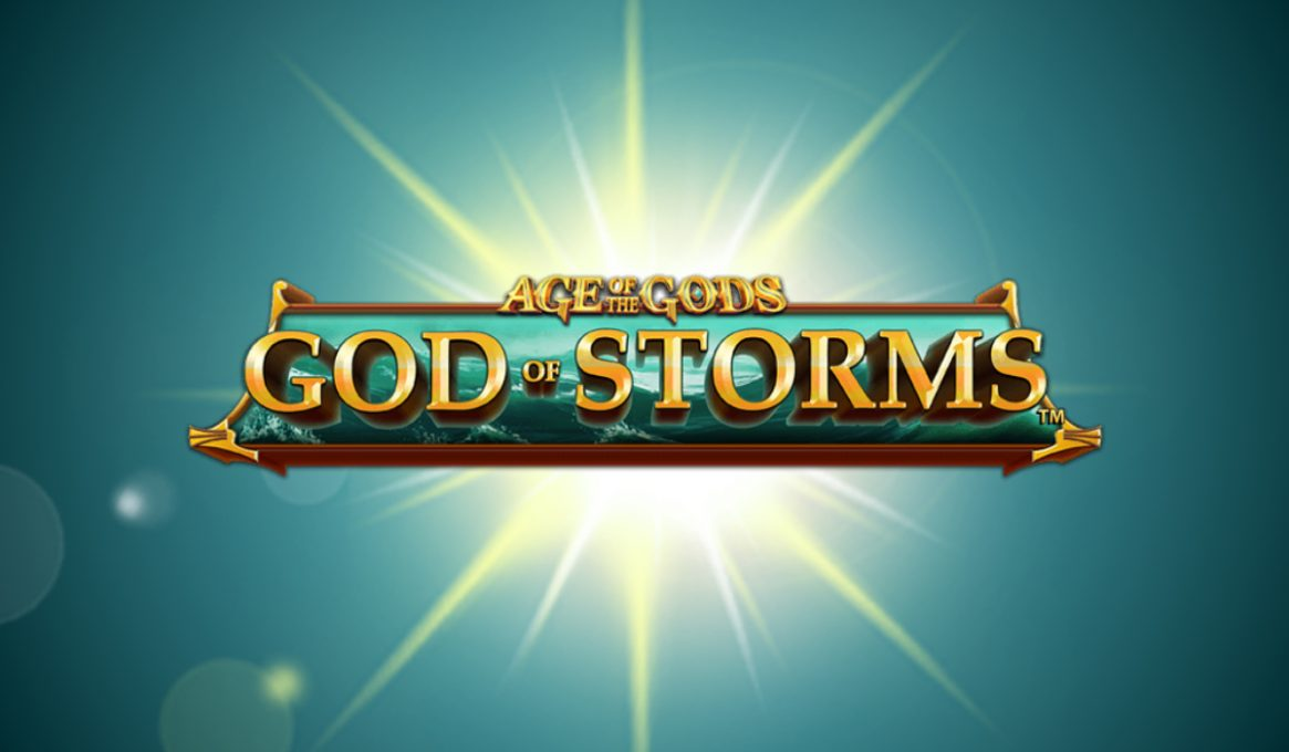 Age of the Gods: Gods of Storm Slot Machine