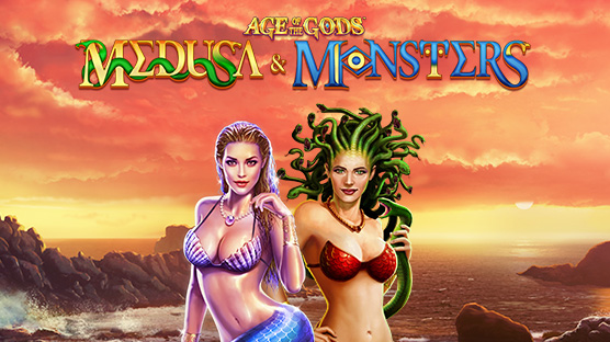 What is Age of the Gods Medusa and Monsters Slot Machine
