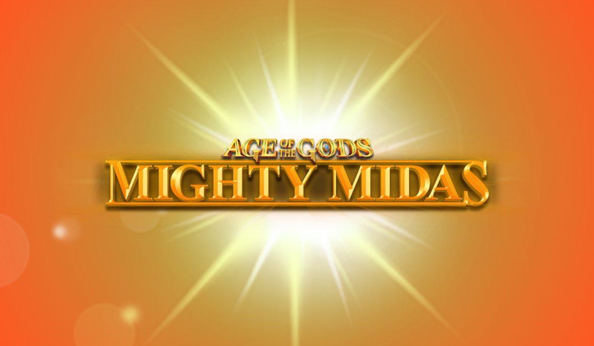 Age of the Gods: Mighty Midas Slot Machine
