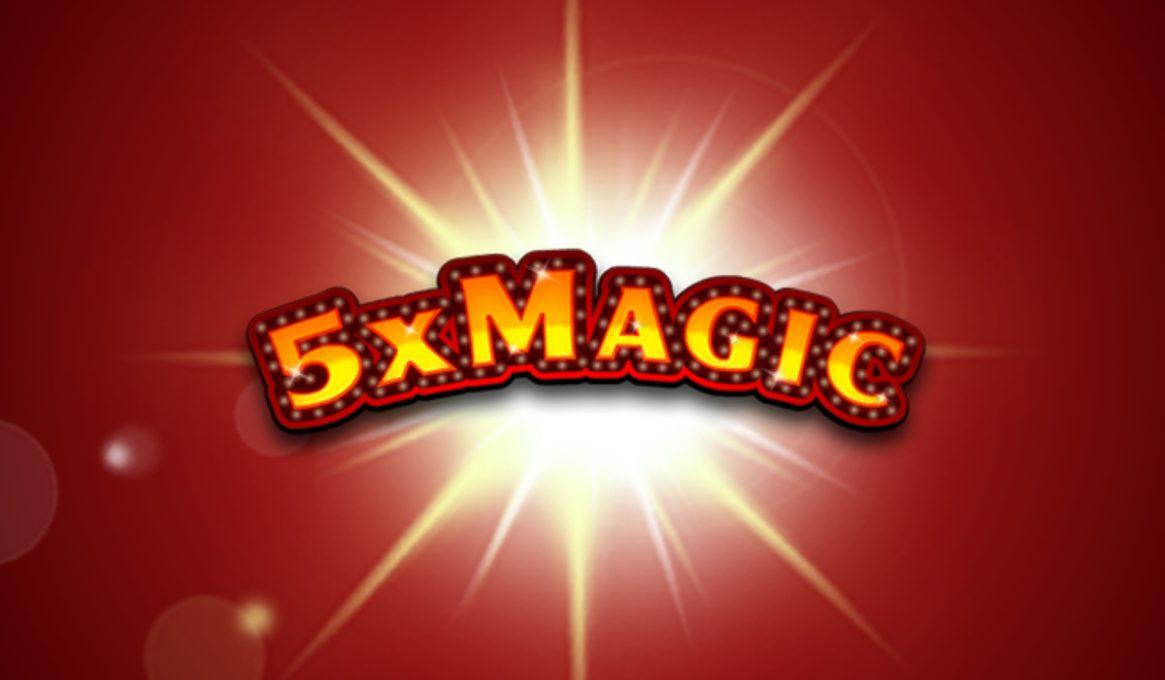 5x Magic Slot Machine