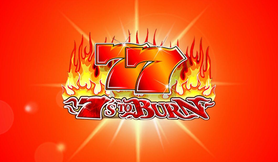 7s to Burn Slot Machine