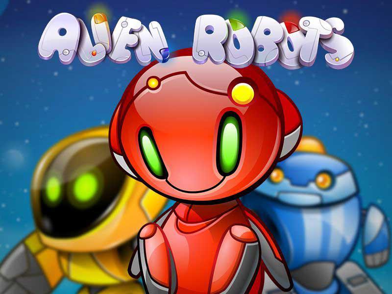 What is Alien Robots Slot Machine